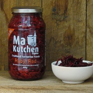 Ruby Red Kraut