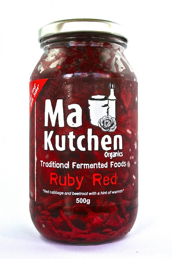 Organic Kraut Red Ruby